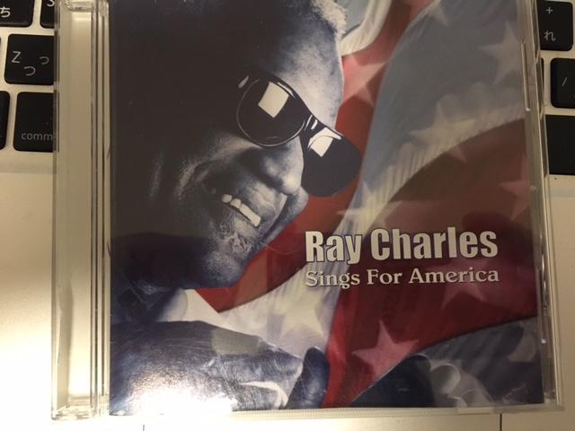 """アメリカが好きじゃなくても心にしみるアルバム Ray Charles """"Sings for America"""""""