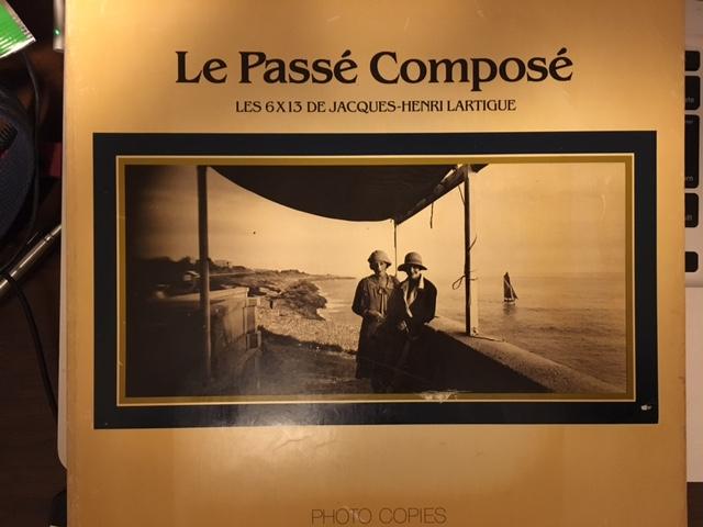 ちょっと引いた視線から、1920年代の「日常」 le passé composé Les 6×13 de Jacques-Henri Lartigue