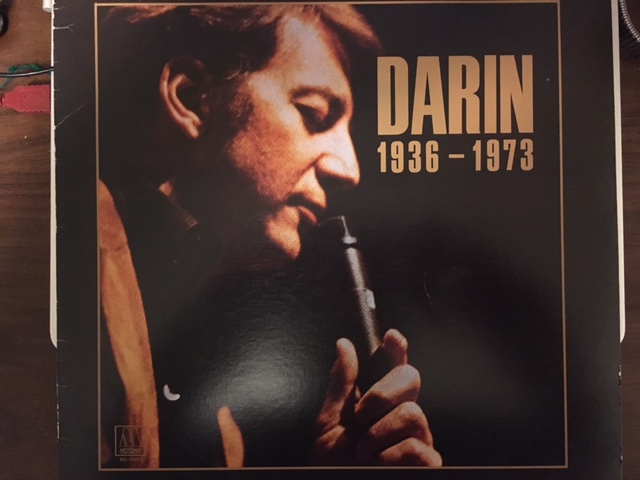 贅沢な癒しを提供してくれるBobby Darinの I won't last a day without you