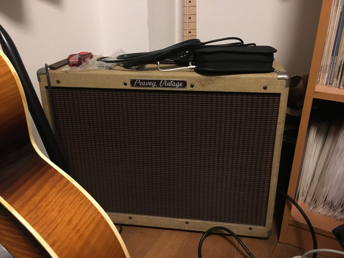 Poor man's Fender Twin! Peavey Vintage
