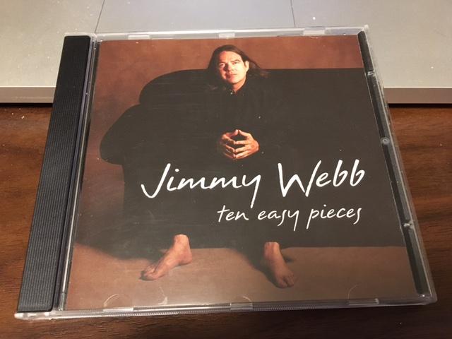 名曲を残すという偉業  Jimmy Webb 「Ten Easy Pieces」