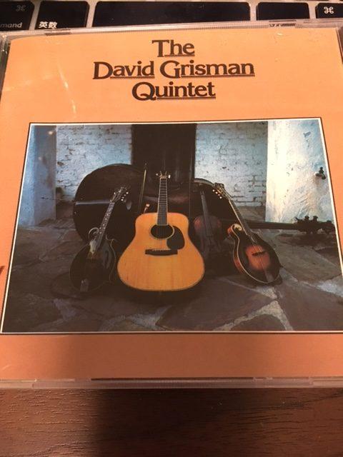 音楽の閻魔様 Tony Rice 「The David Grisman Quintet」
