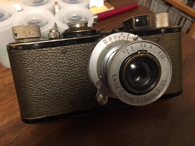 スローに写真を撮れるって今の時代だからこそ見直されてもいいよな Leica Standard