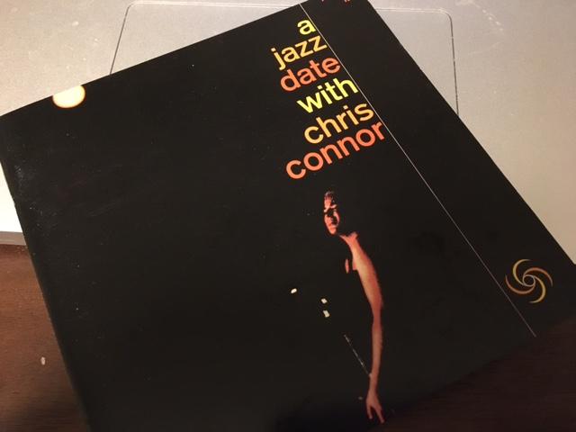 デートというよりもライブを聴いたような気分になる「A Jazz Date with Chris Connor」