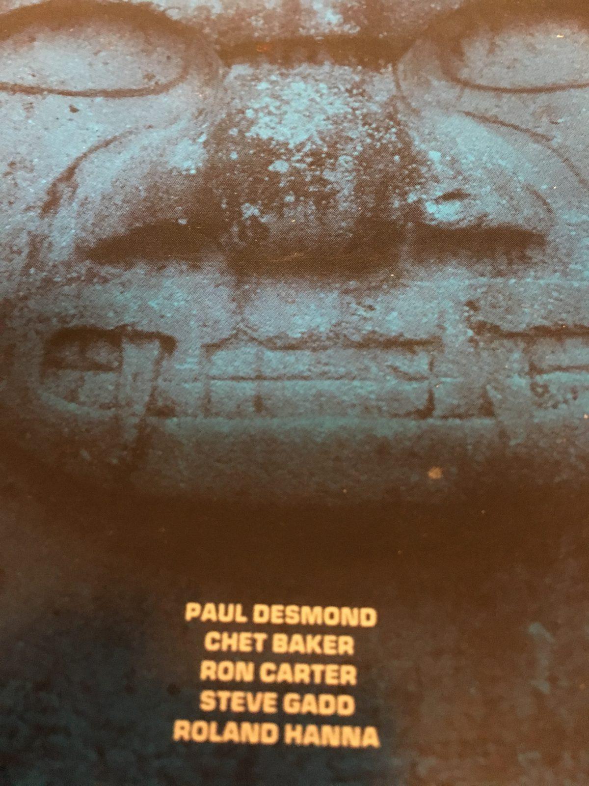 Chet Bakerというスタイルが紡ぎ出される