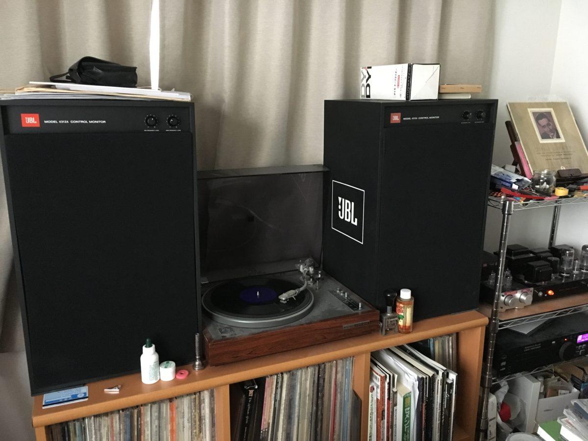 JBL 4312A を購入。とりあえず、Bill Evans Trioを聴く
