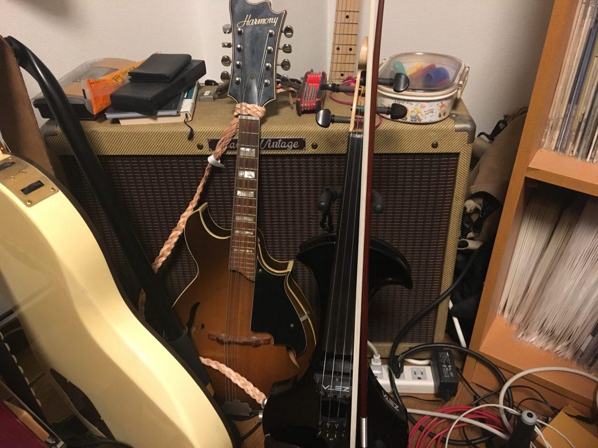 帰ってきたブルーグラス野郎 ギター、フィドルとマンドリン