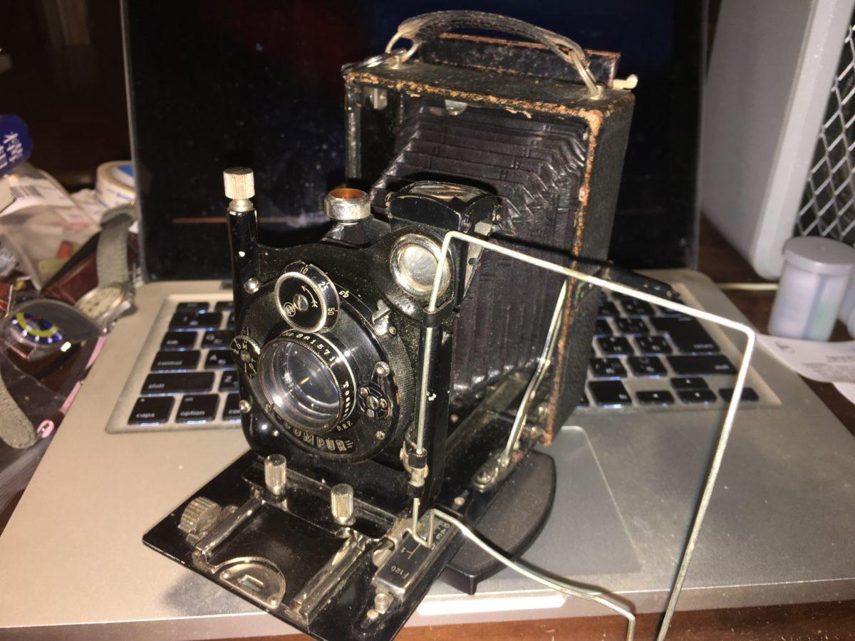 1930年代のコンパクトカメラ